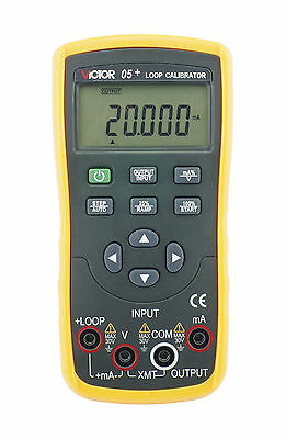 VICTOR 05+ Loop Calibrator,Process Meter Calibrato !!NEW!! VC05+