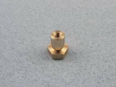 Ractive Couple - Tapped Insert M4 X 0.7 For Rc Model Boats