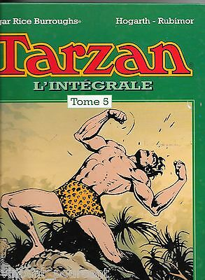 Tarzan - L'Intégrale Tome 5 - Soleil Productions 1994 - ABE