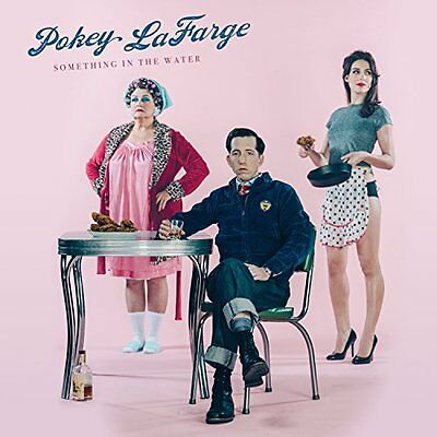 Something In The Water - Pokey Lafarge LP Vinile CONCORD
