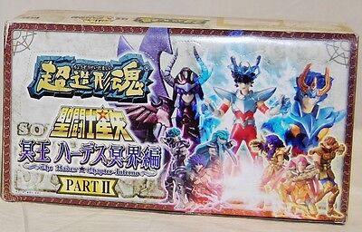 SAINT SEIYA: Soul Of Hyper Figuration - PART 2 - NEW IN BOX! 12 FIGURES NEW!
