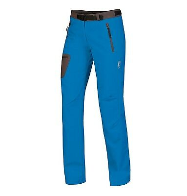 Direct Alpine Cruise Lady Pant, Outdoorhose für Damen, blau-grau, Gr. S