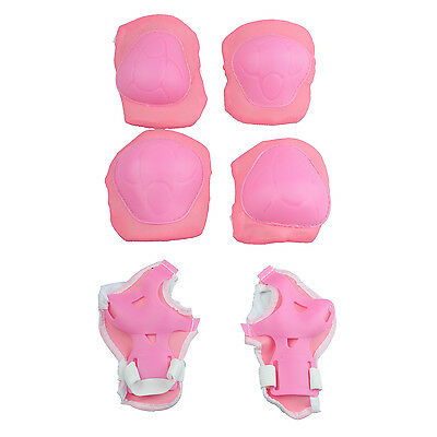 Children Protective Pads Palm Elbow Knee Protector Support Set 6 in 1 BF