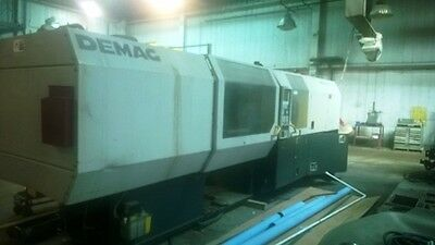 320 Ton, 33.16 Oz. Demag Injection Molding Machine '96