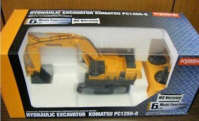 NEW KYOSHO 1:50 KOMATSU PC1250-8 HG IRC Hydraulic Excavator Japan BAND C by EMS