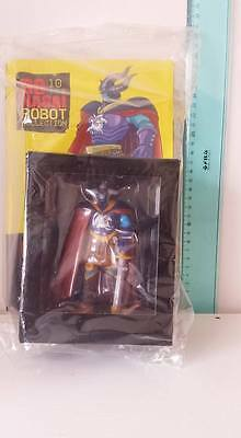 Go Nagai Robot Collection  N. 10 Generale Nero