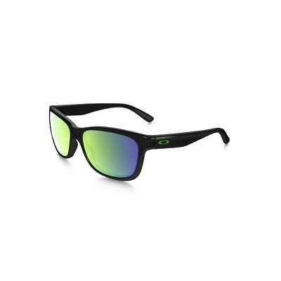 Lunettes De Soleil Oakley Forehand Polished Black Emerald Iridium