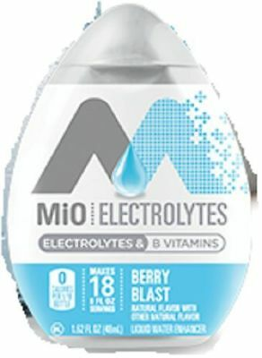 MiO Electrolytes Berry Blast Liquid Water Enhancer