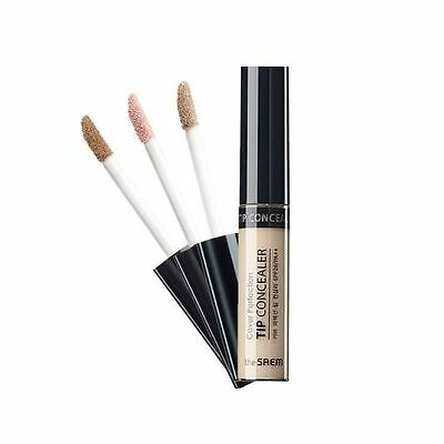 The Saem Cover Perfection Tip Concealer (SPF28/PA++) No.1 Clear Beige