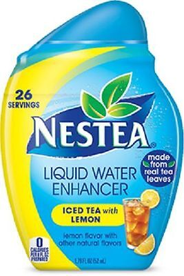 Nestea Ice Tea with Lemon Liquid Water Enhancer