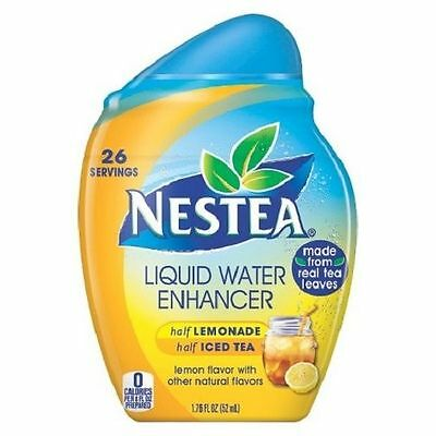 Nestea Liquid Water Enhancer Half Lemonade Half Iced Tea