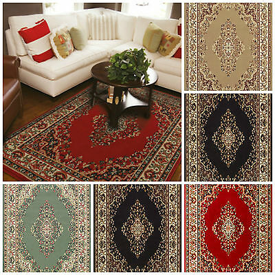 Traditional Keshan Rugs & Runners