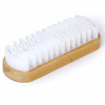 Cleaning Scrubber Brush for Suede Nubuck Material Shoes/Boots/Bags BF