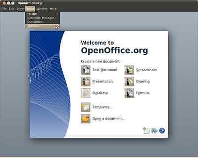 2018 Open Office CD Compatible With MS Word  Excel Power Point for Windows 4.1.5