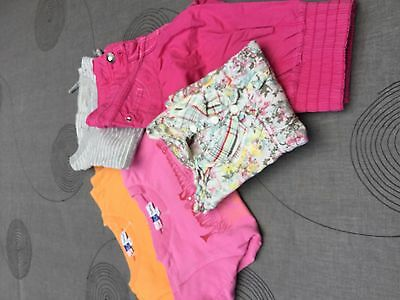Lot de vêtements fille 2 ans