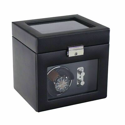 Dulwich of London Automatic Watch Winder Rotator Genuine Leather