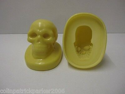 Supercast 0615a Plain Skull latex mould / mold