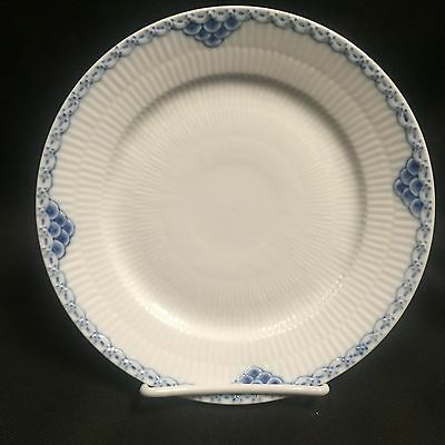 "Set of 12 Royal Copenhagen ""Princess"" Salad/dessert plates 7 1/2"""