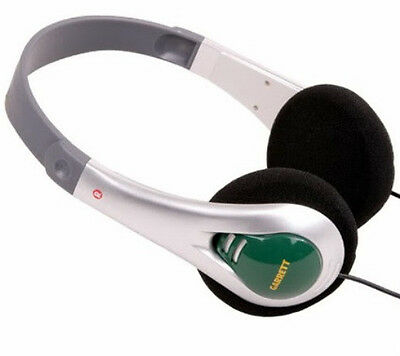 Garrett Treasure Sound Headphones In- lineVolume Control Comfortable Fit
