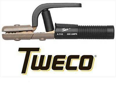 TONG ELECTRODE HOLDER by TWECO 358-9110-1105 Manual Arc Welding 400Amp $103 NEW