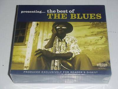 NEW 3-CD set Presenting The Best Of THE BLUES by Various Artist