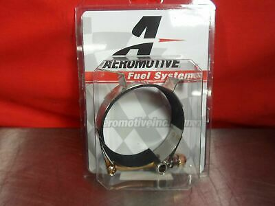 12702 Aeromotive Padded Pump / Filter Mounting  Clamp 2.5 2 1/2