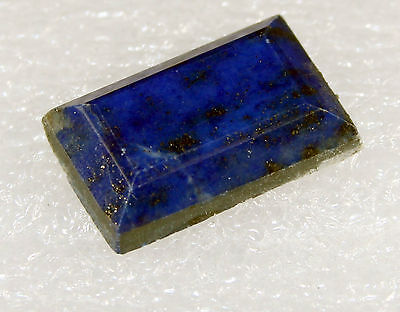 Lapis Lazuli faceted Stone, 20 x 13mm 15ct LA-26