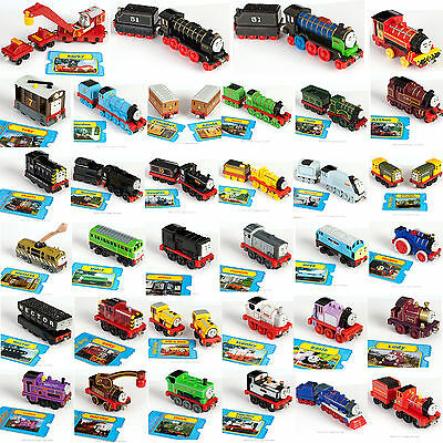 Take Along +CHOOSE+ Thomas The Tank & Friends n Play Rocky, Molly, and more...