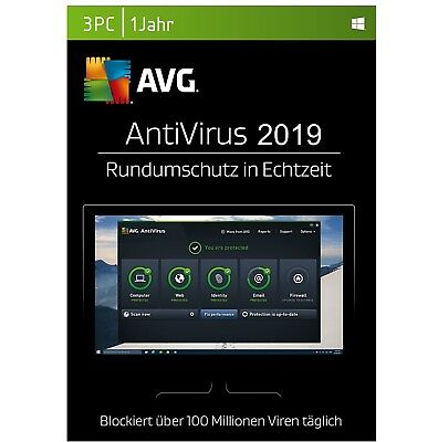 avg antivirus 2017 2018 1 pc 2 jahre vollversion lizenz eur 19 30 picclick de. Black Bedroom Furniture Sets. Home Design Ideas