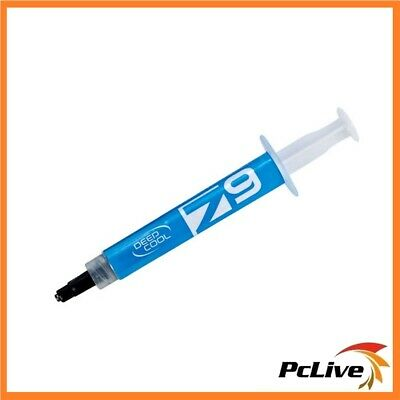 NEW Deepcool Z9 High Performance Thermal Compound CPU Cooling Paste 3g