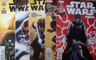 STAR WARS COMIC, VARIOUS ISSUES - MARVEL Comics' CHOOSE FROM LIST ' 2015-2016