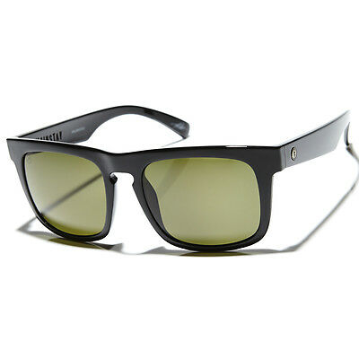 New Electric Sunglasses Mainstay Gloss Black/Grey Polarized EE13601642 RRP$190