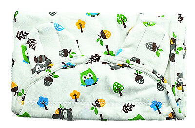 Brand New Summer Swaddle Me Cotton Easy Wrap Swaddle Size From Newborn-4mths