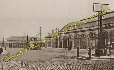 4 Birkenhead Joint Railway. Birkenhead Woodside Railway Station Photo