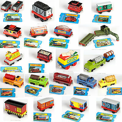 Take Along PICK Thomas n Play TREVOR THUMPER BULGY JACK PATRICK ELIZABETH BERTIE