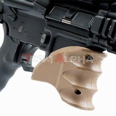 DE Tactical MWG Magazine Foregrip Mag Well Magwell Handle Hand Grip CQB 5.56 Mag