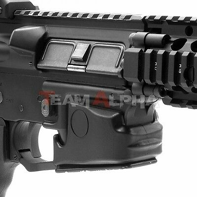 BK Tactical Magwell .223 5.56mm Magazine NEVER QUIT GRIP Foregrip Rubber Grip