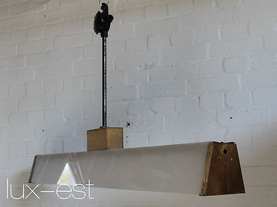 "1 of 2 ""BERLIN I"" Industriedesign LED Fabrik Lampe Industrial Light Fixture Loft"