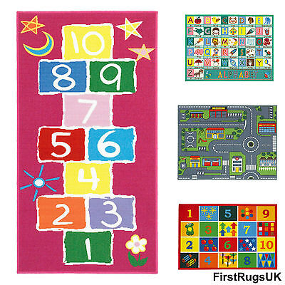 KIDS Playtime Fun Rugs, Washable