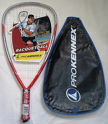 NEW Pro Kennex Kinetic 20G R'ball racquet