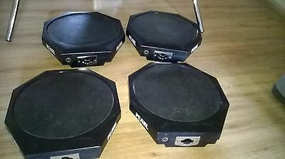 Pearl Drum-X - kick and 4 toms
