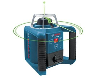 Bosch GRL300HVG Rotary Green Laser with Layout Beam