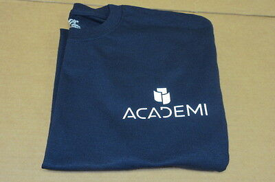 Academi T-shirt (NEW COLOR CHOICES) Blackwater