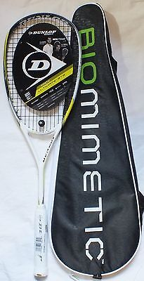 NEW DUNLOP Biommetic Ultimate GTS Squash Racquet(2017)