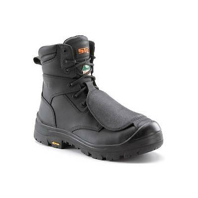 STC Alloy 22007 Safety Workboots Boots CSA ASTM Waterproof Leather Size 6 NEW