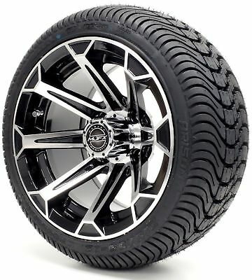 GOLF CART WHEELS and Tires Combo - 12