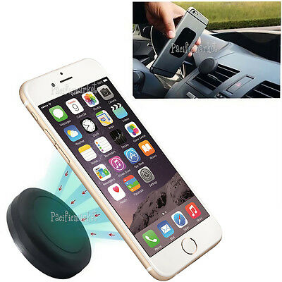 Universal Magnetic Mount Car Phone Holder Mobile for GPS iPhone 6S Plus Samsung