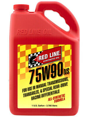 Redline 75W90 Ns Gl-5 Gear Oil (Red58305)