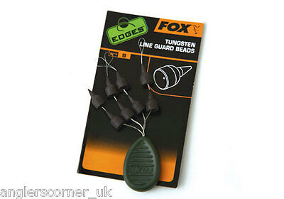 Fox Edges Tungsten Line Guard Beads / Tackle / Fishing