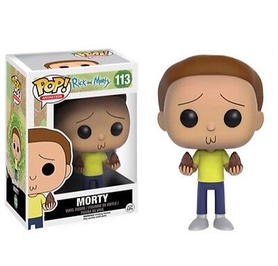 Funko POP! Vinyl Figure Rick And Morty MORTY